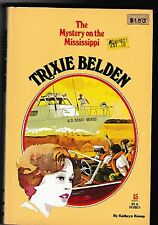 Trixie Belden Mystery on the Mississippi
