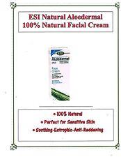 ESI Aloedermal Premium Facial Cream ALL Weather Elements-100% Natural-Imported