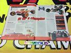 Losi XXCR Graphite Plus Review, Radio Race Car International Mag., March 1999