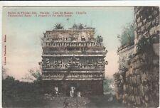 Ruinas de Chichen- Itza Yucatan Vintage Postcard
