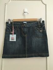 Size Petite Denim Skirts for Women