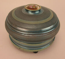 Vintage Thorens, Inc. Music Box Trinket Box Candy Dish