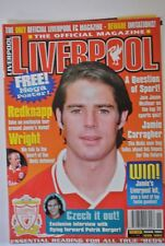 Liverpool The Official Magazine. Volume Three, Issue Three. Patrik Berger.