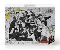 THE BOYZ 1st Mini Album [The First] Live Ver. CD+Booklet+Post+Photocard+Sticker