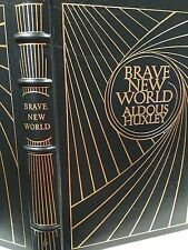 Easton Press: Brave New World: Aldous Huxley: Great Books: Ford: 626