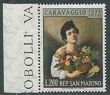 1960 SAN MARINO CARAVAGGIO MNH ** - W11-5