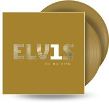 Elvis Presley - ELV1S 30 Number 1 Hits (2LP Gold Vinyl, Gatefold) 2018 RCA