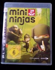 Mini ninjas (Sony PlayStation 3, 2009)