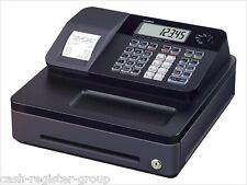 Brand New Cash register Casio SE-G1 Black Shop Till with 5 FREE paper rolls