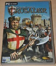 Stronghold: Crusader PC - (Free HD Update Available)-1st Class- Same Day Postage