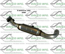 Catalytic Converter-Exact-Fit Left Davico Exc CA fits 09-10 Ford F-150 4.6L-V8