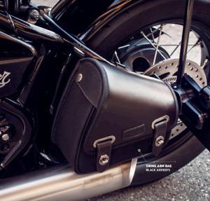 Triumph Bonneville Bobber Black Swing Arm Bag A9510663