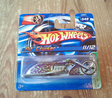 Hot Wheels 2006 T-Hunt ► Pit Cruiser lila in OVP . J3291 . 11/12 . Motorrad