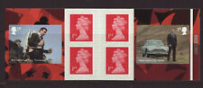 Great Britain 2020 MNH - James Bond - booklet of 6 stamps