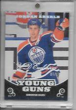 2010-11 Upper Deck Jordan Eberle Young Guns Rookie HIGH GLOSS Exclusives #7/10