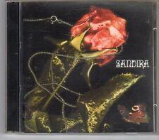 (EA37) Sandira, Jealousy / Blood Rose / Lover - 2005 CD