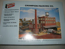 Walthers Cornerstone HO scale #933-3048 Champion Packing Co.Kit