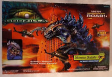 Ultimate Electronic Godzilla By Trendmasters New Sealed VHTF