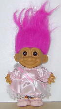 """RUSS 4"""" TROLL DOLL: SWEET 16  COMPLETE OUTFIT NEW IN ORIGINAL BAG WITH STICKER"""