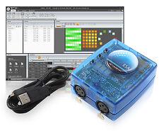 SLESA UE7 Sunlite Nicolaudie DMX USB Stand Alone Interface - OEM