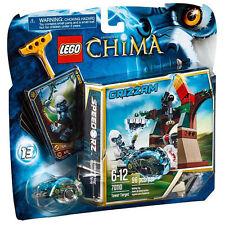70110 TOWER TARGET lego legos set NEW legends of chima sealed speedorz GRIZZAM