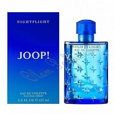 Joop NightFlight For Men Eau de Toilette Spray 4.2oz 125ml * New in Box *