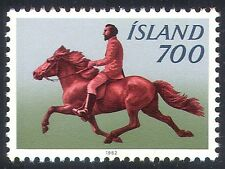 Iceland 1982 Horses/Ponies/Riding/Animals/Transport/Nature 1v (n23822)