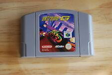 Extreme G pour Nintendo 64