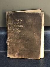 Hugo's Les Miserables 1915