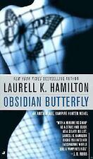 Obsidian Butterfly by Laurel K.Hamilton Paperback 2002