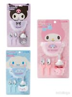 Hello Kitty / My Melody... Cafe Accessory Set Sanrio Official Japan