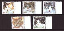 Malta MNH 2004 Cats set mint stamps
