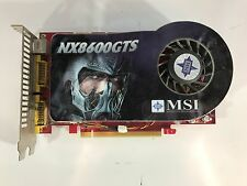 MSI NVIDIA GeForce NX8600GTS Video Graphics Card
