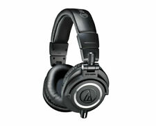 Audio-Technica ATH-M50X Professional Monitor Headphones PROAUDIOSTAR