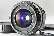 [TOP MINT!!] Canon EF 28mm F2.8 Wide Angle Prime Lens for EOS SLR ShipFrom JAPAN