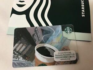 Japan Starbucks Ready Card 2018 - Pin Intact