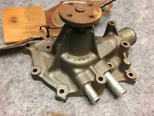 1968 Ford Mustang & Bronco 302 Water Pump C80E-D OEM Arrow 7-1265 NORS 32404