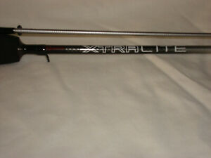 Fishing Rods  2-NEW QUANTUM XTRALITE 5' 2pc. ULTRA SPIN RODS