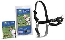 PetSafe Easy Walk Dog Harness Adjustable High-Quality Nylon Medium Large Black