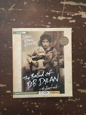 2011 Daniel Mark Epstein The Ballad Of Bob Dylan A Portrait Audiobook Like New