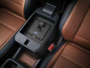 2022 Ford Maverick OEM Genuine Ford In-Vehicle Center Console Vault Gun Safe Kit