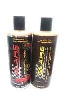 GLARE Professional Polish - Leather Vinyl (2-12 oz. bottles 1ea) Car Trucks Boat