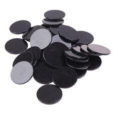 40pcs 23mm Plastic bases table games model bases 23mm round basesJ`CA