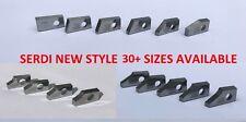 SERDI NEW STYLE E1 E2 . Valve seat cutting carbide tip bit. FREE UK SHIPPING