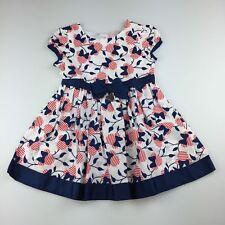 Girls size 2, Disney, lined cotton dress, EUC