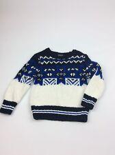 Ralph Lauren Boys Fair Isle Sweater Size 2T