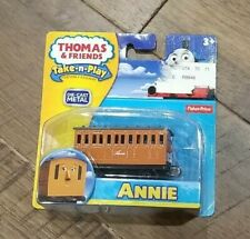 Thomas and Friends Take n Play Annie Portable Railway Die-Cast Metal train nib