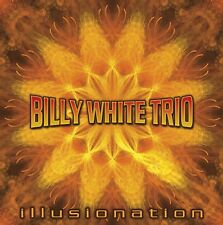 BILLY WHITE TRIO: ILLUSIONATION CD (AWESOME BLUES/ROCK GUITARIST)