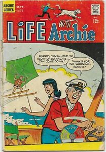 Life With Archie #77 - VG