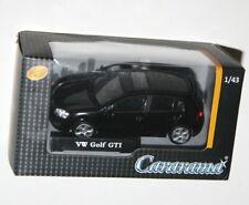 Cararama - Volkswagen VW GOLF GTi (Black) Model Scale 1:43